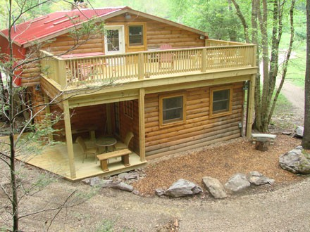 cabin rear