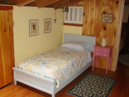 Hall Bedroom